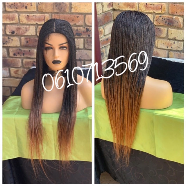 NEAT LACE FRONT TWIST WIG