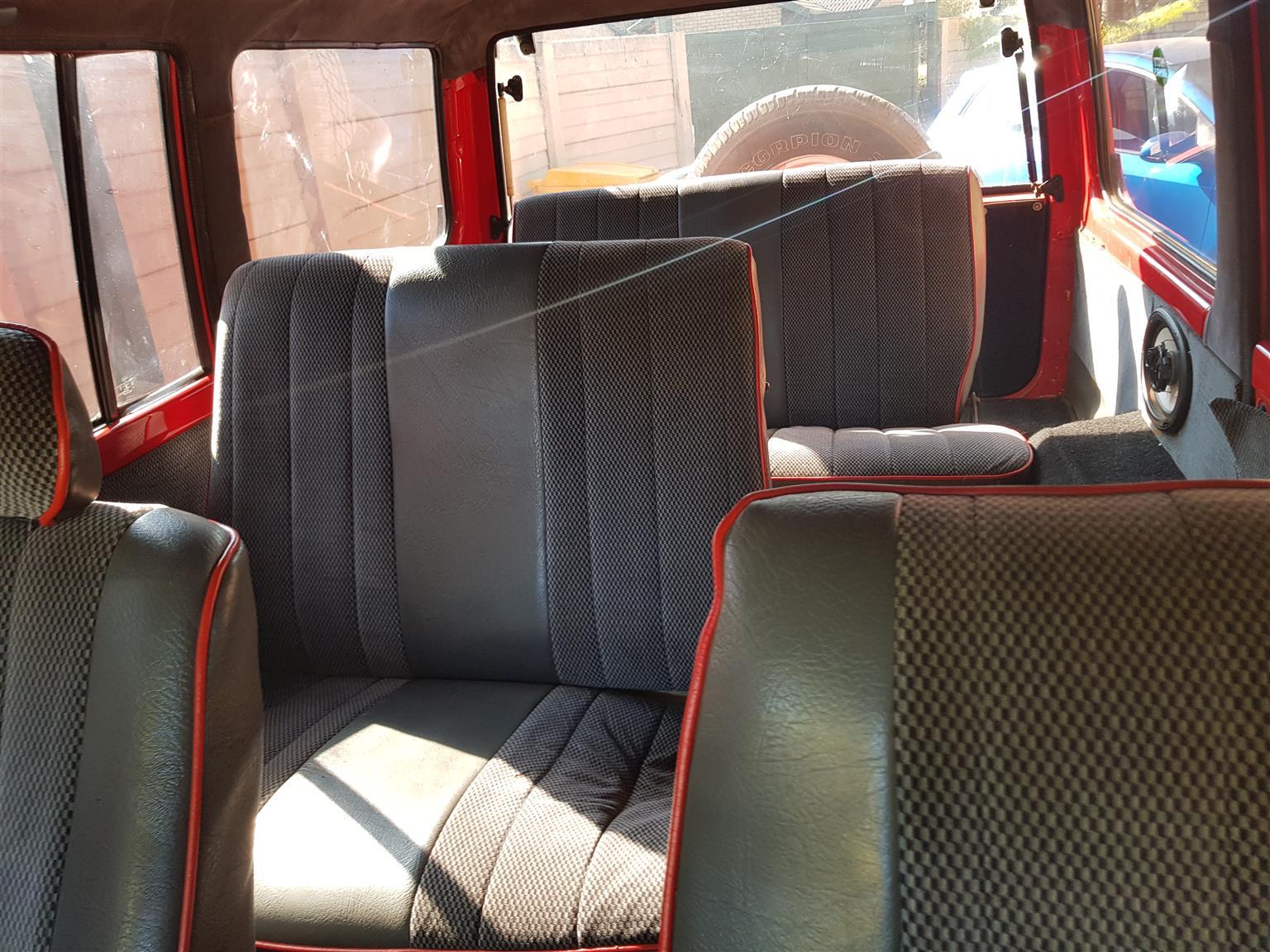 1983 Nissan Safari