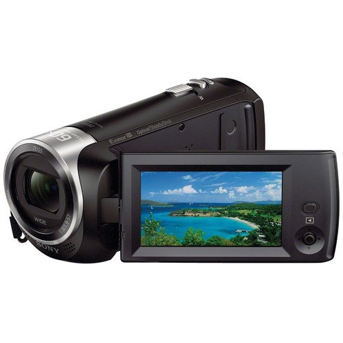 Sony HDR-CX405 HD Handycam with 16GB SD and Bag