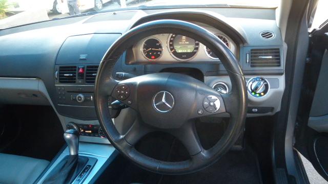 2009 Mercedes Benz C Class C200 Elegance auto