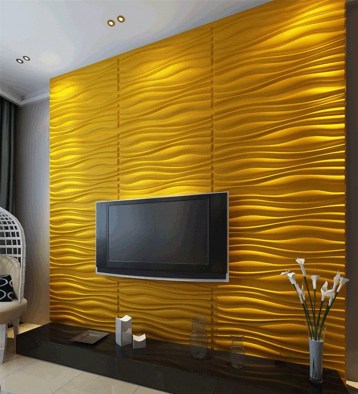 3D wall Panels | Junk Mail