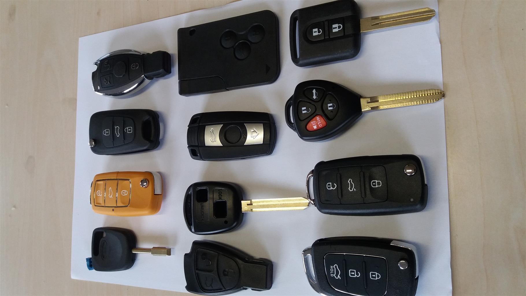 Auto Transponder keys