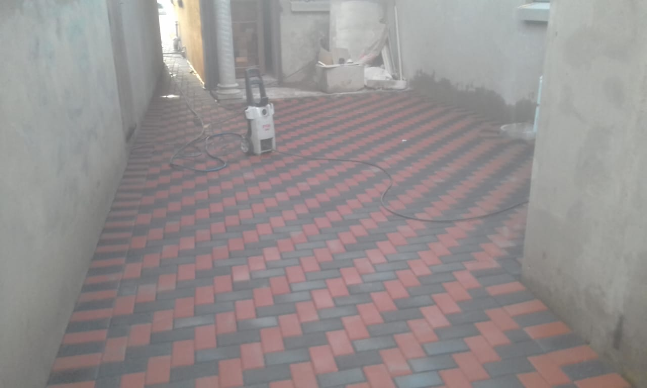 paving.build.painting and plaster