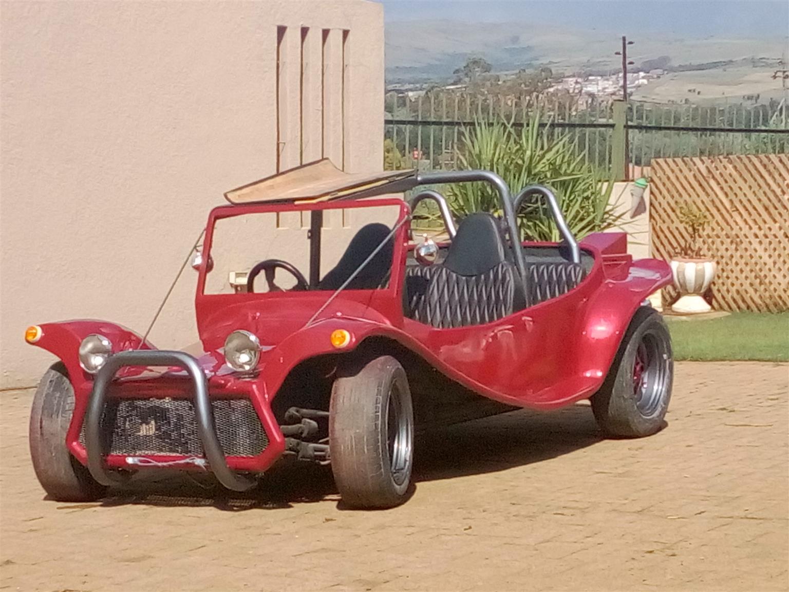 2005 VW Beach 1.9TDI