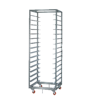16 Tray Extra Trolley For Sale