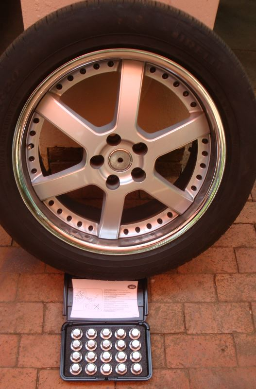 2016 Accessories Mags/Tyres