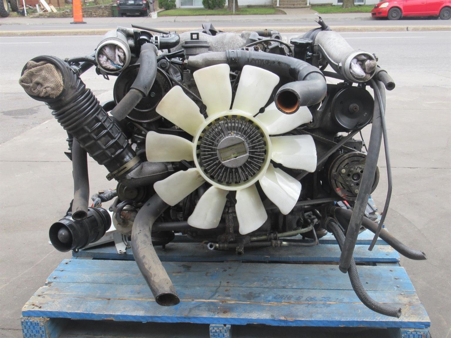 JDM MAZDA RX7 13BRE COSMO ENGINE 13B-TT TWIN TURBO ENGINE 13BREW ENGINE ECU