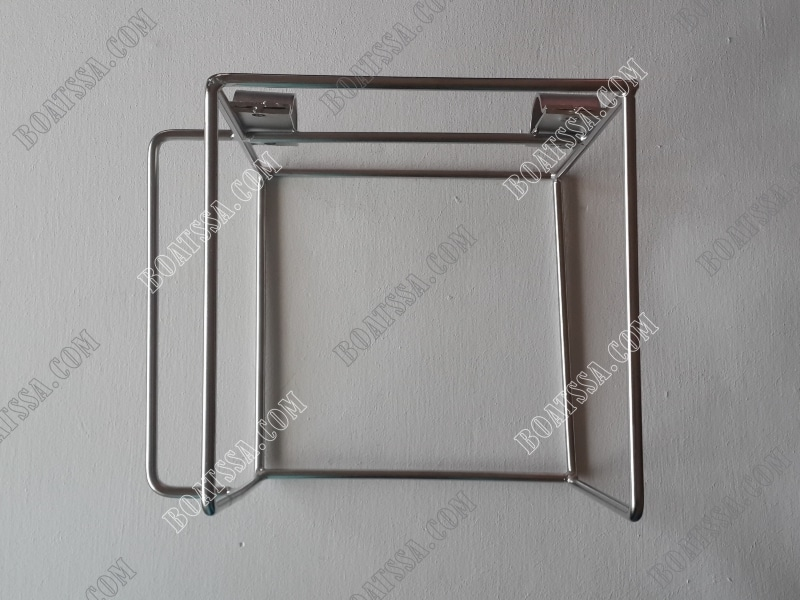 STAINLESS STEEL CAPSIZE CANISTER HOLDER