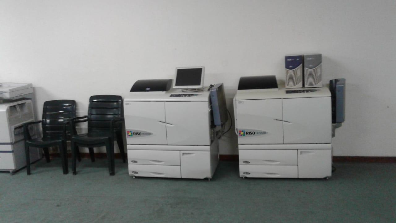 Riso HC5500 A3