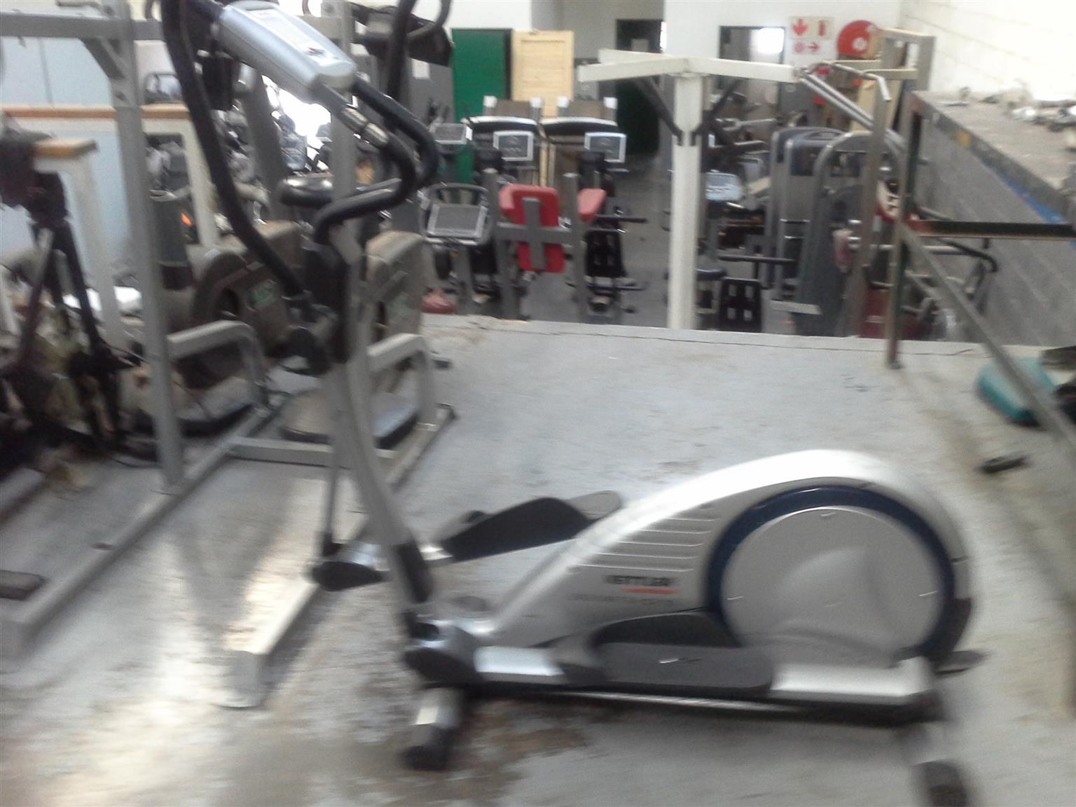 Gym equipment, service, repairs, maintenance, refurbished and upholstry.