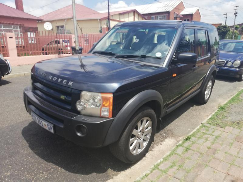 range rover discovery 2005