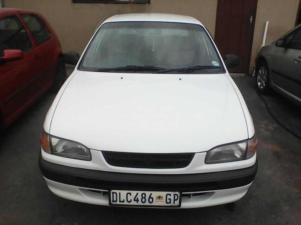 1996 Toyota Corolla 160i GLS