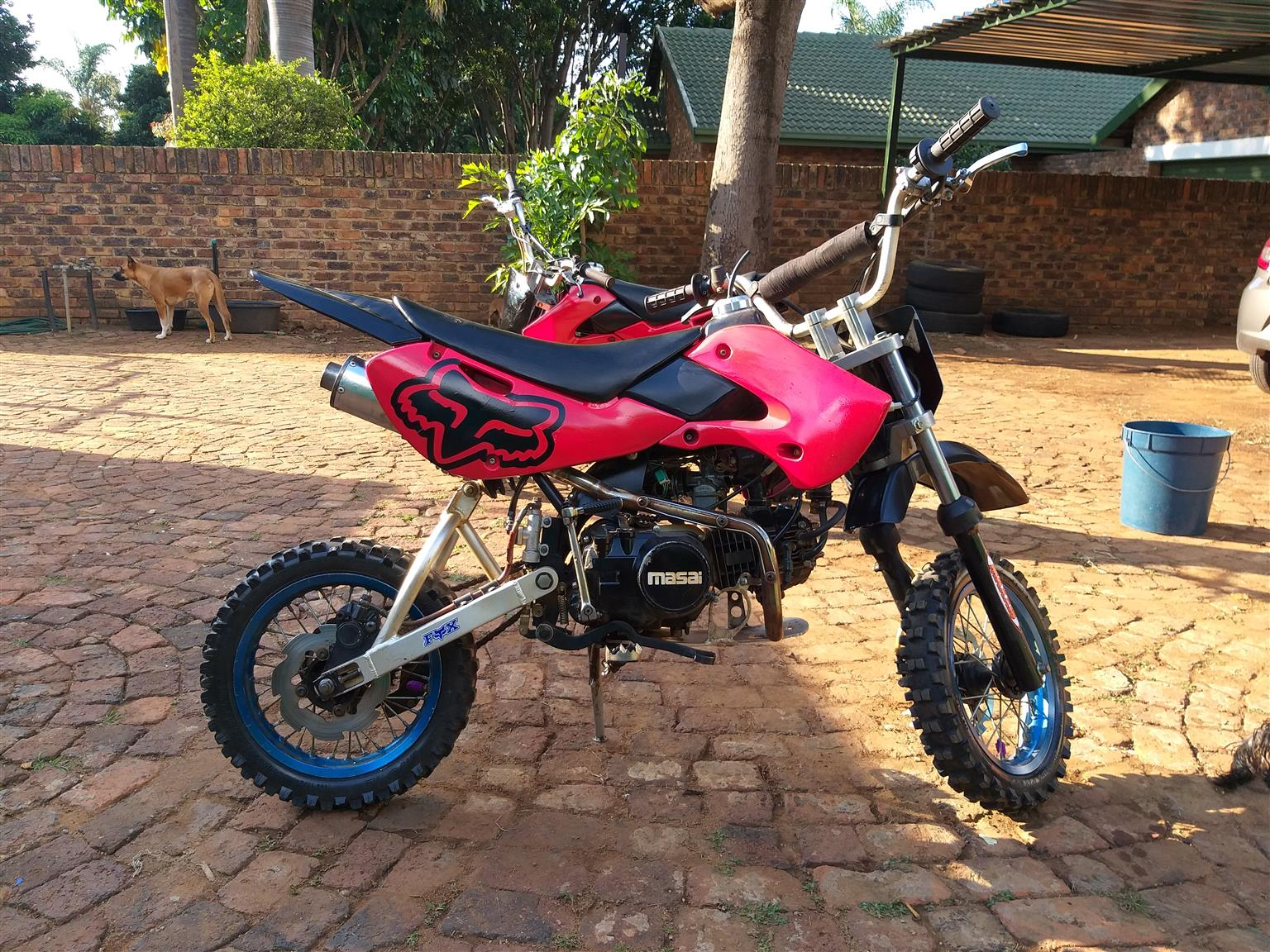 2006 Masai LT 450