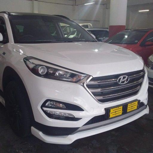 2018 Hyundai Tucson 1.6TGDi 4WD Elite auto