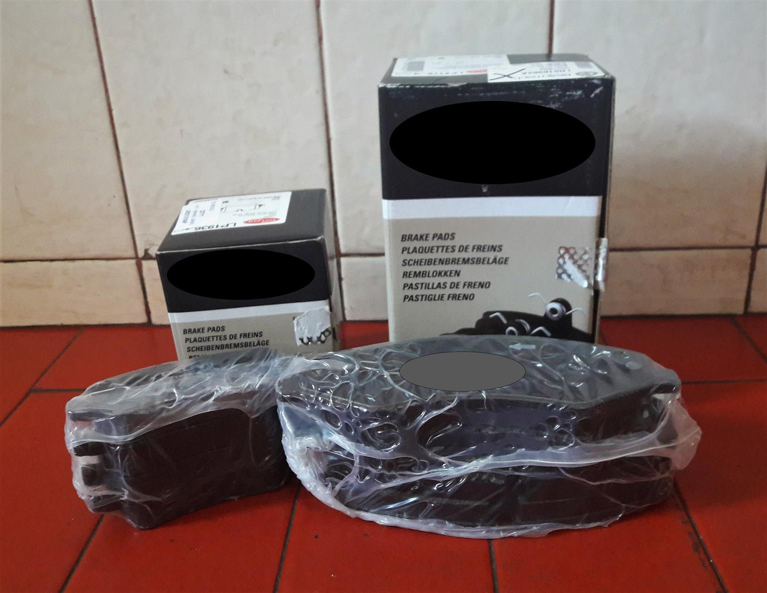 Land Rover Discovery 3 Brake Pads for sale | AUTO EZI