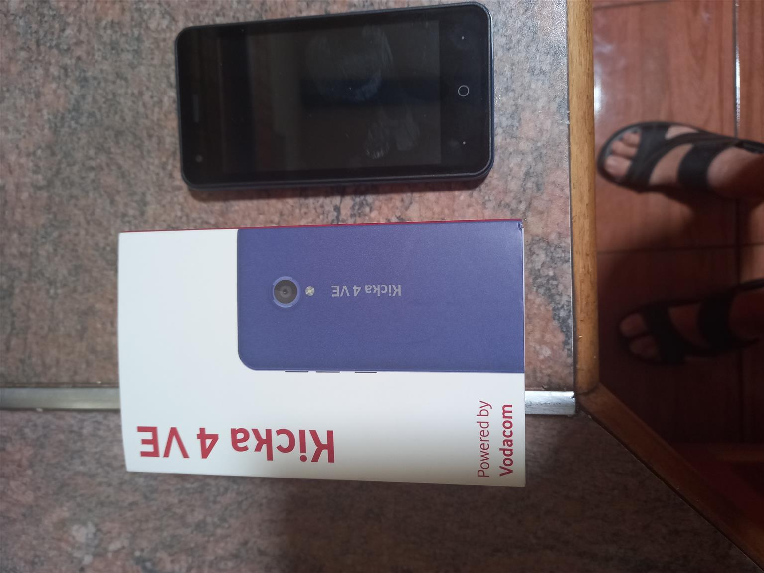 Vodacom Kicka 4 ve