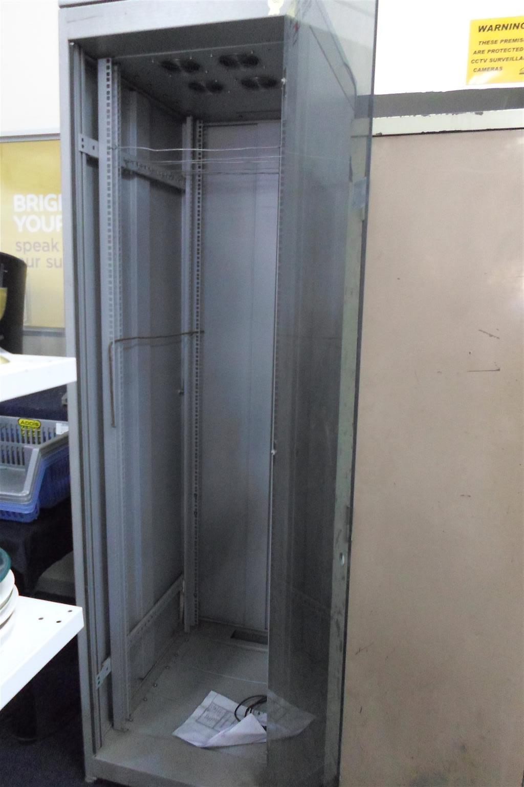 Biltong Cabinet with Fans - B033046009-15