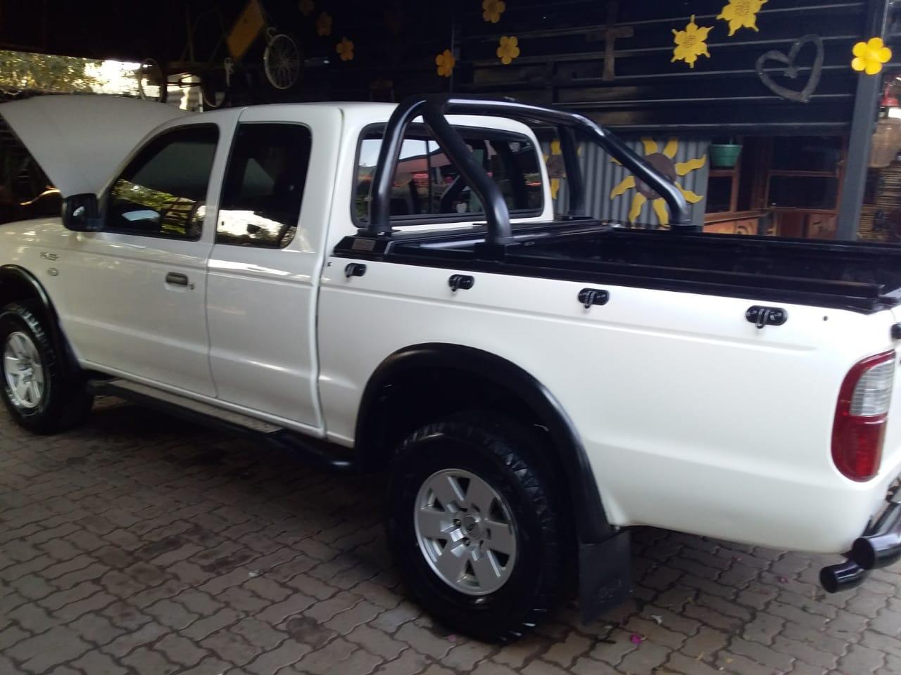 2007 Ford Ranger 2500TD SuperCab 4x4 XLT