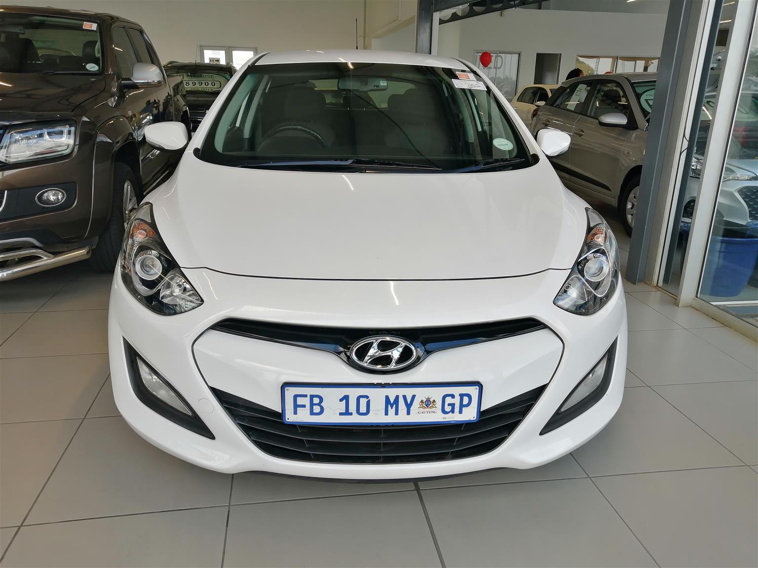 2016 Hyundai i30 1.6 GLS
