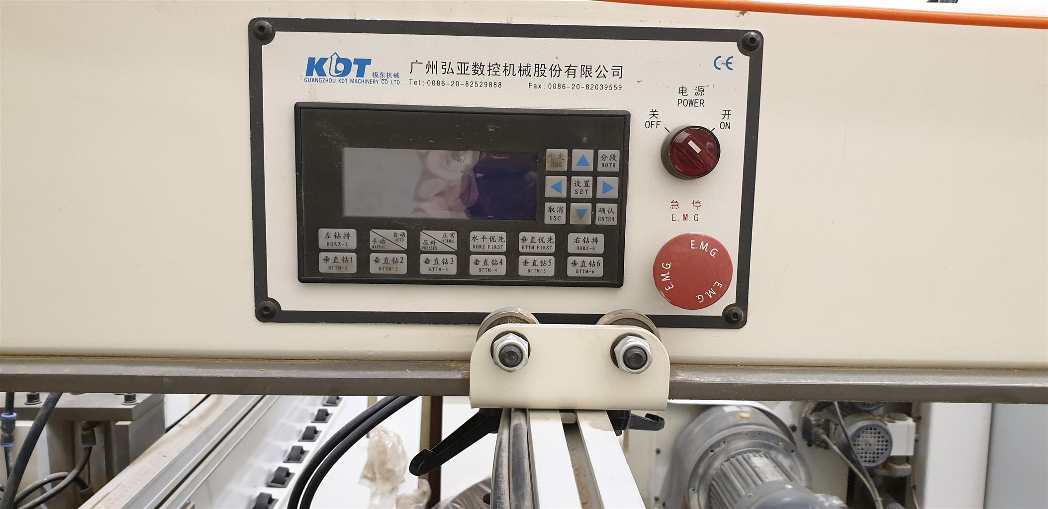 KS535 Three Rows Boring Machine