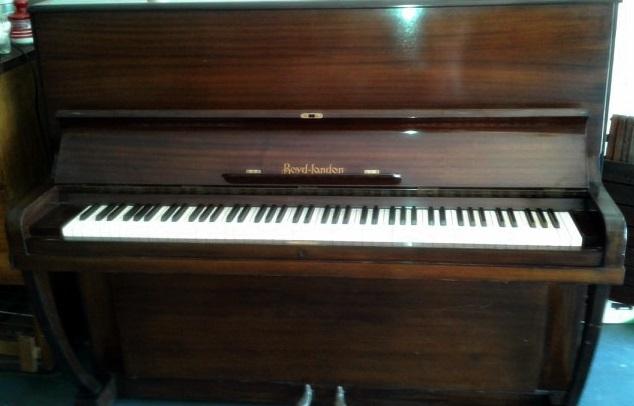 BOYD LONDON PIANO KLAVIER