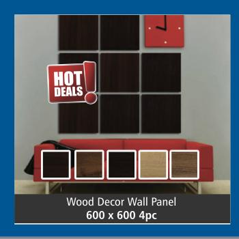 Wall : Wood Decor