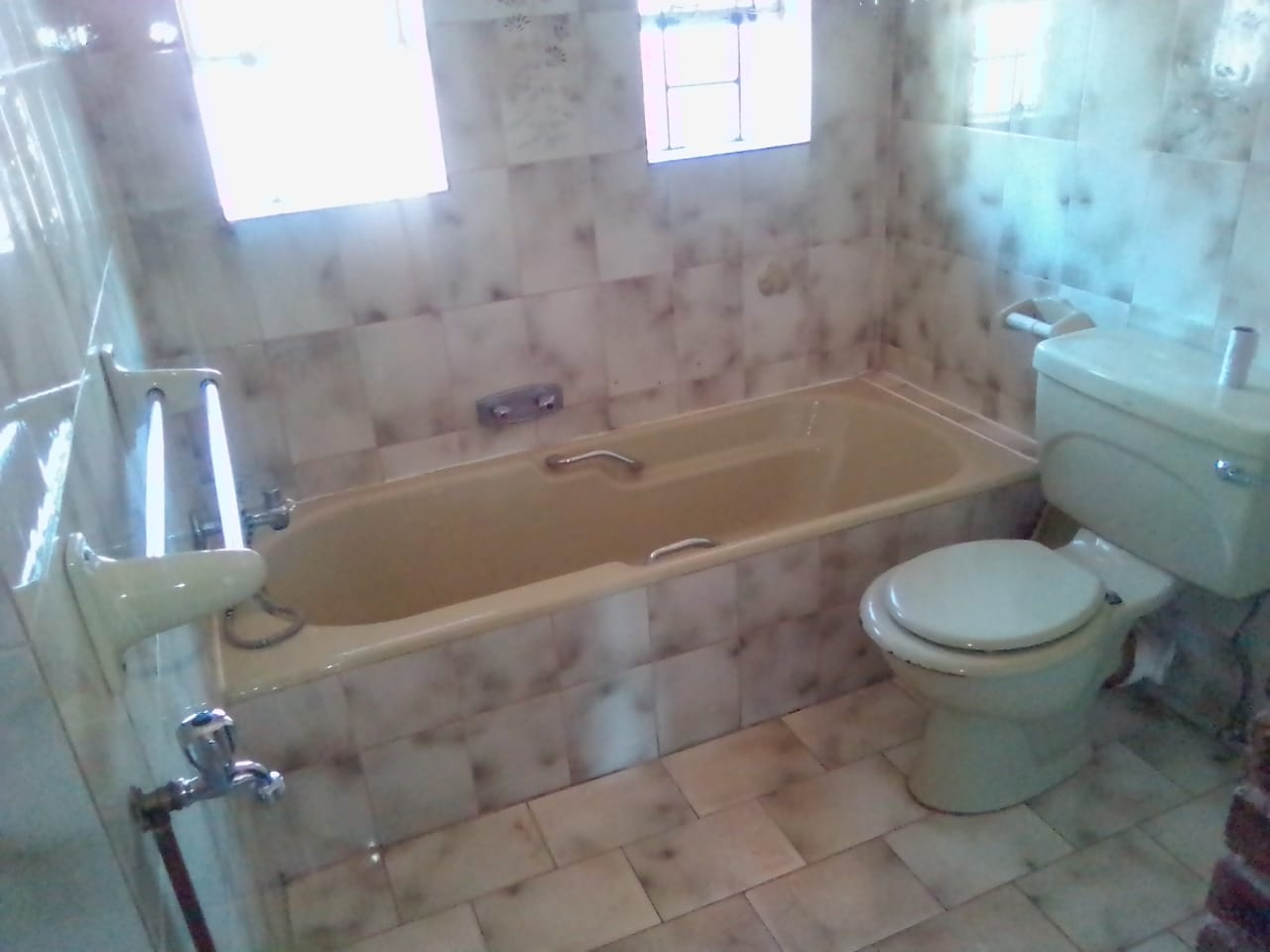 2 badkamer tuin woonstel