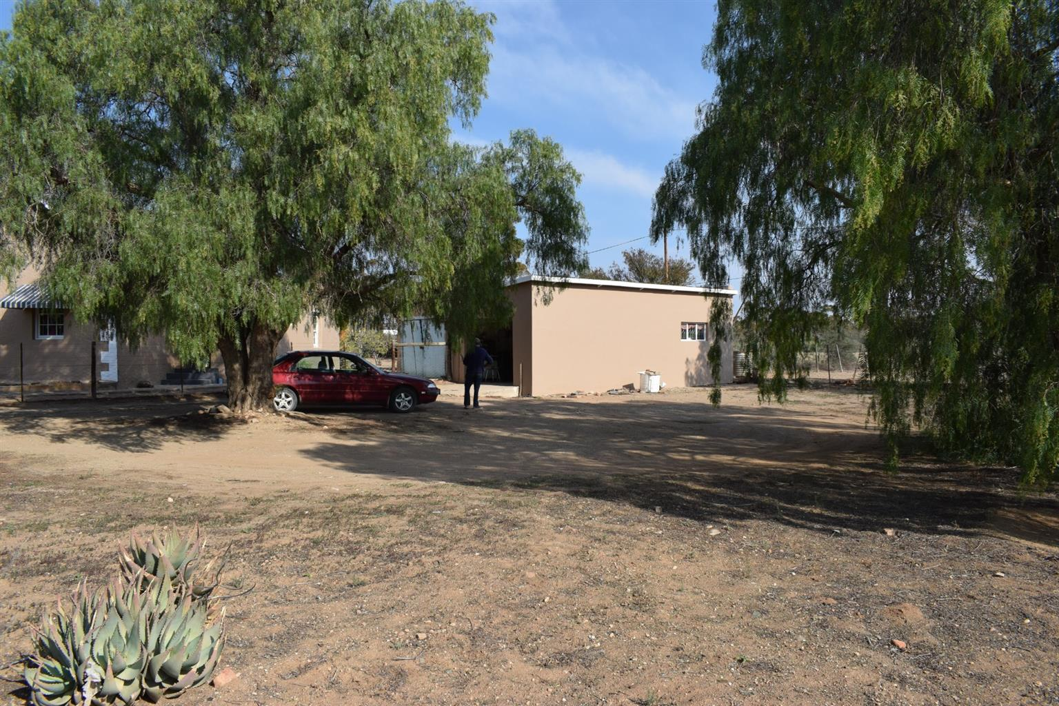 Vacant Land Residential For Sale in Willowmore