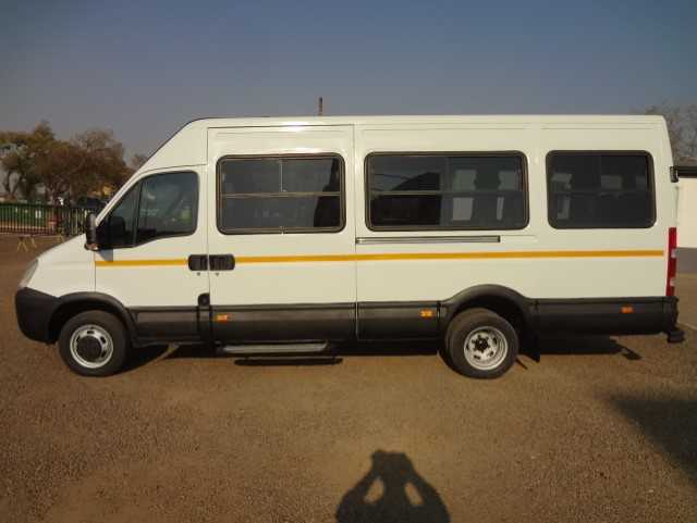 2008-Iveco-Daily-Bus-with-22-Seater for sale