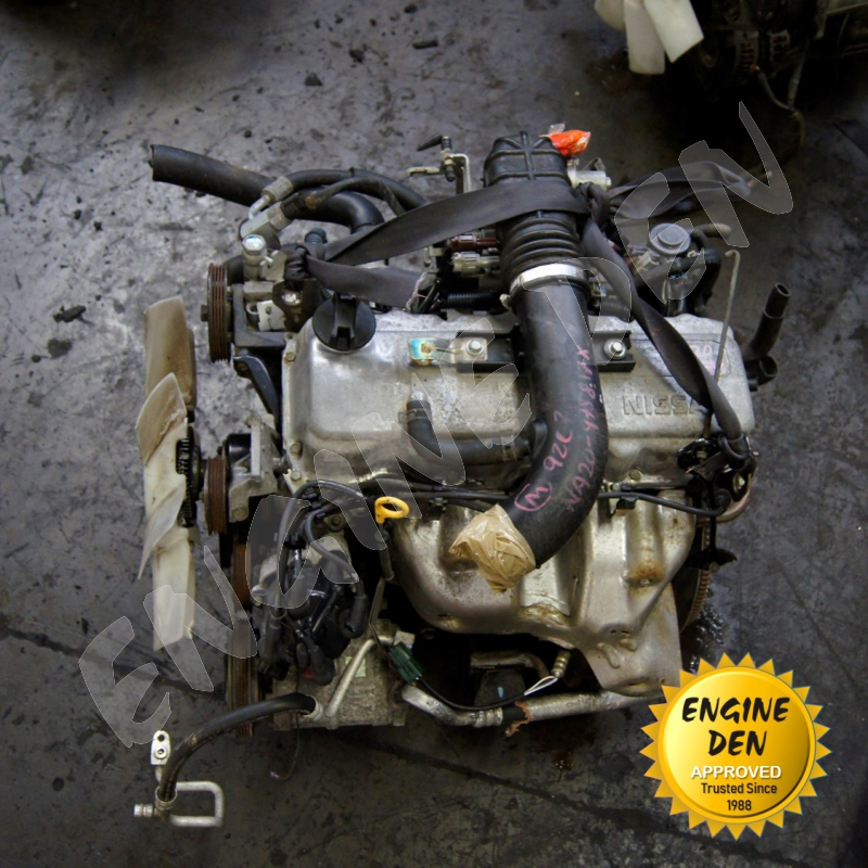 NISSAN 2.0L GAS LPG NA20 USED ENGINE