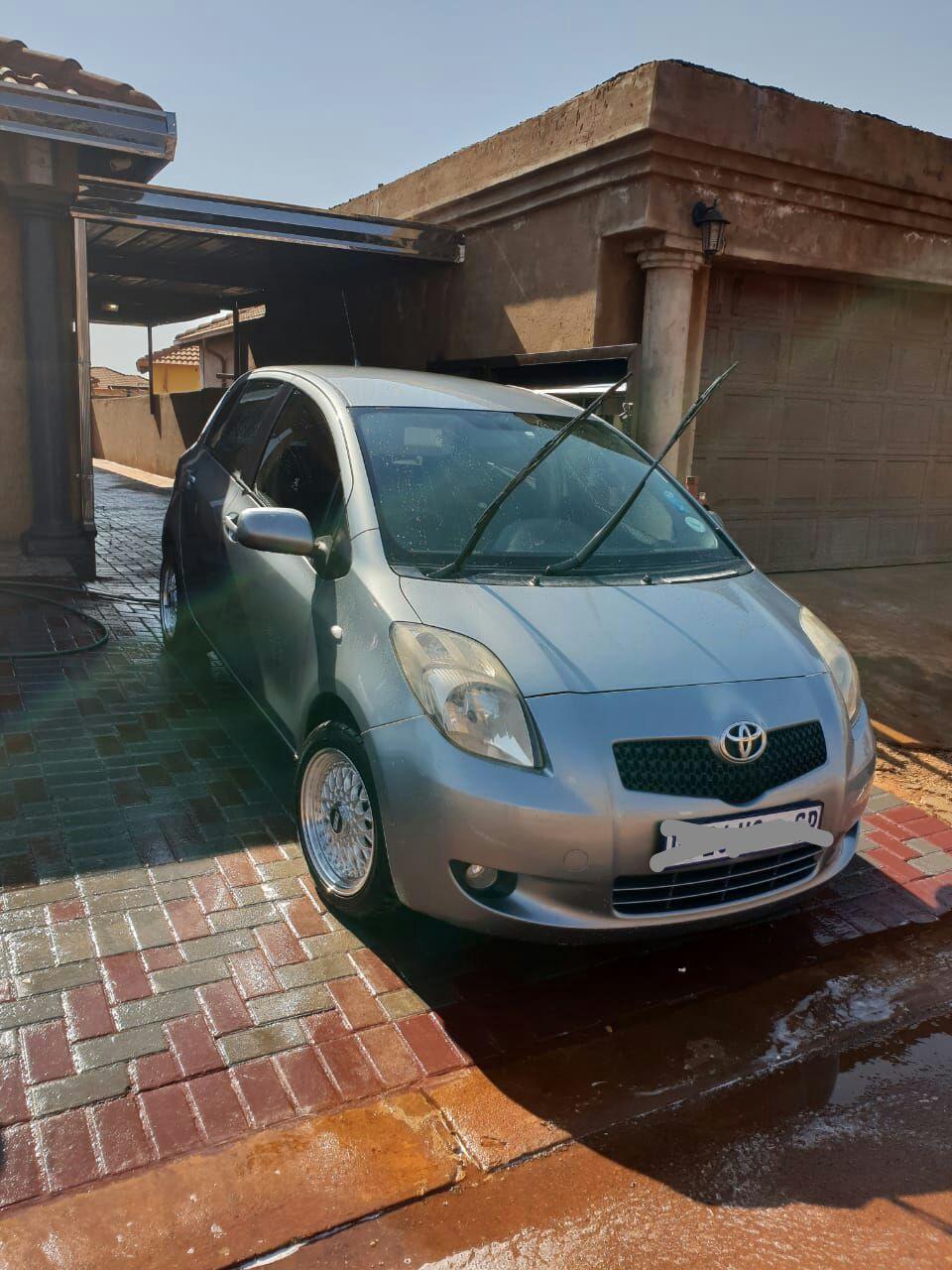 2007 Toyota Yaris 5 door 1.0 XR