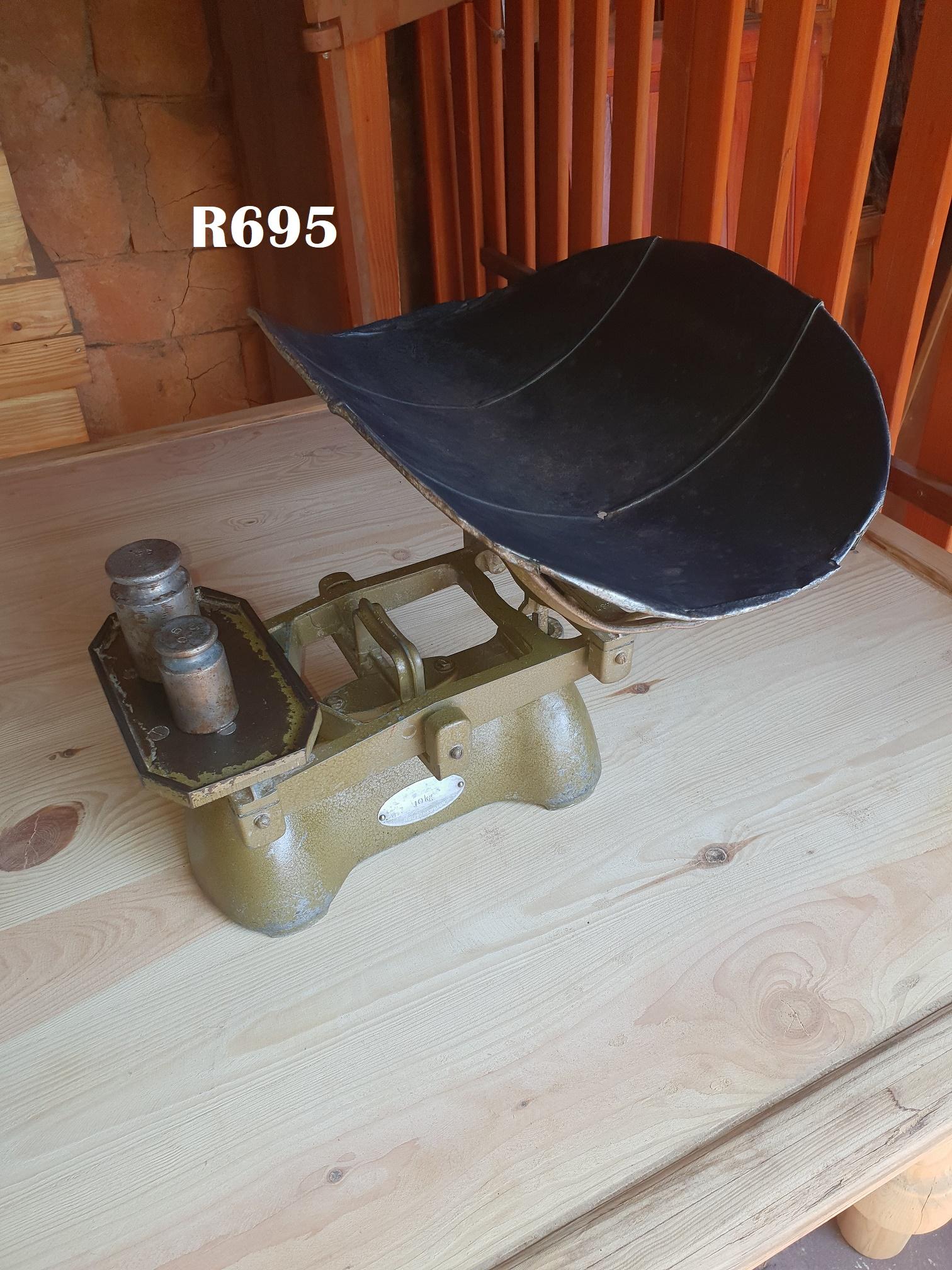 Antique Scale (Collectors Item)