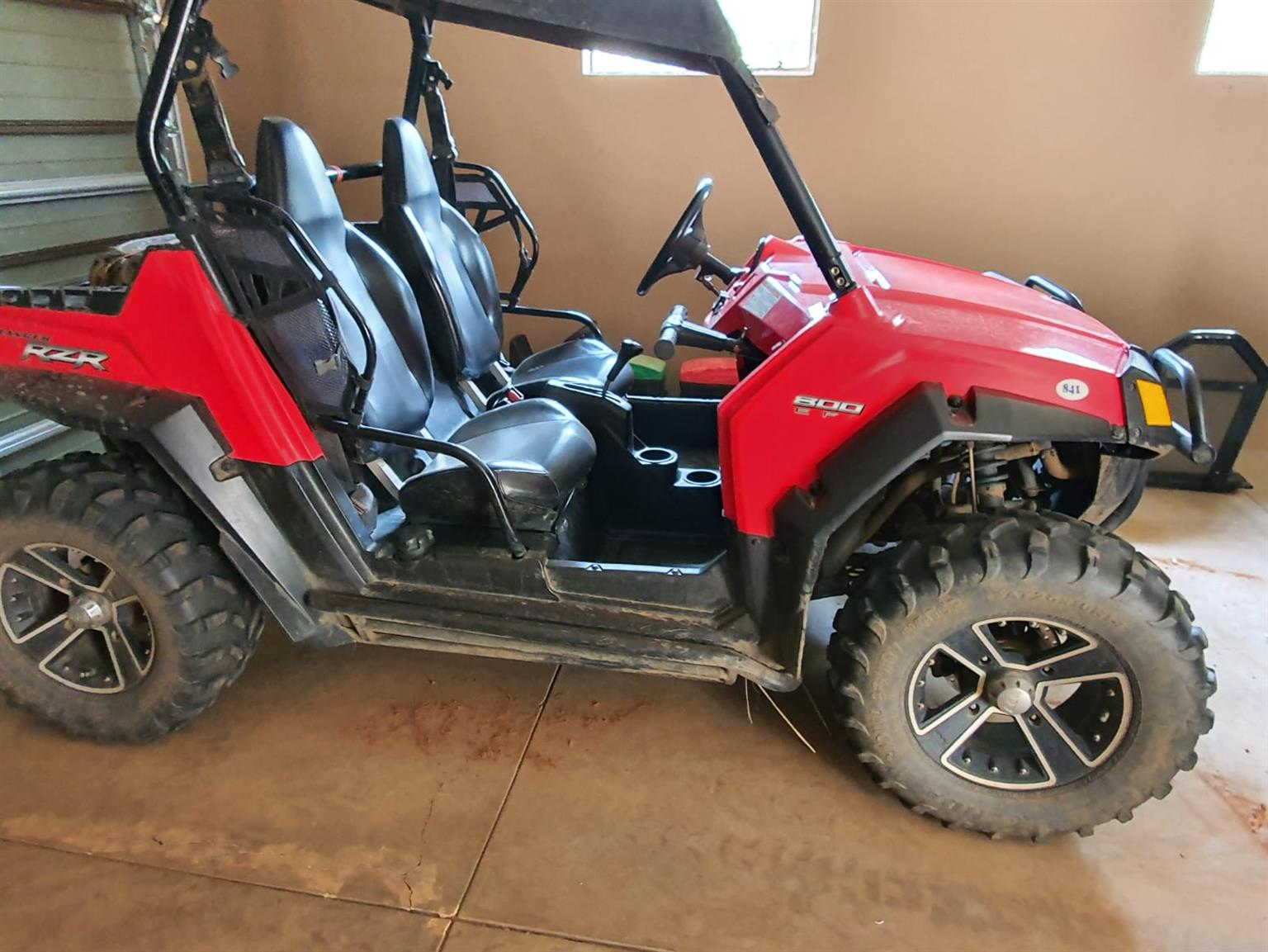 2011 Polaris RZR Trail 900