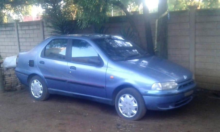 2001 Fiat Siena 1.2 EL
