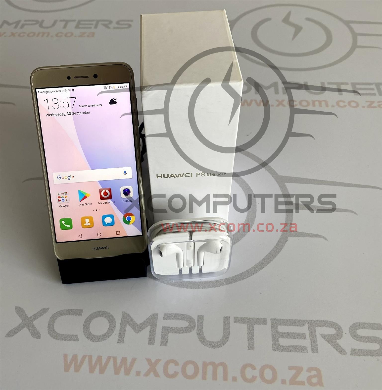 Huawei P8 Lite 16GB Memory