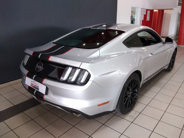 2018 Ford Mustang 5.0 GT fastback auto