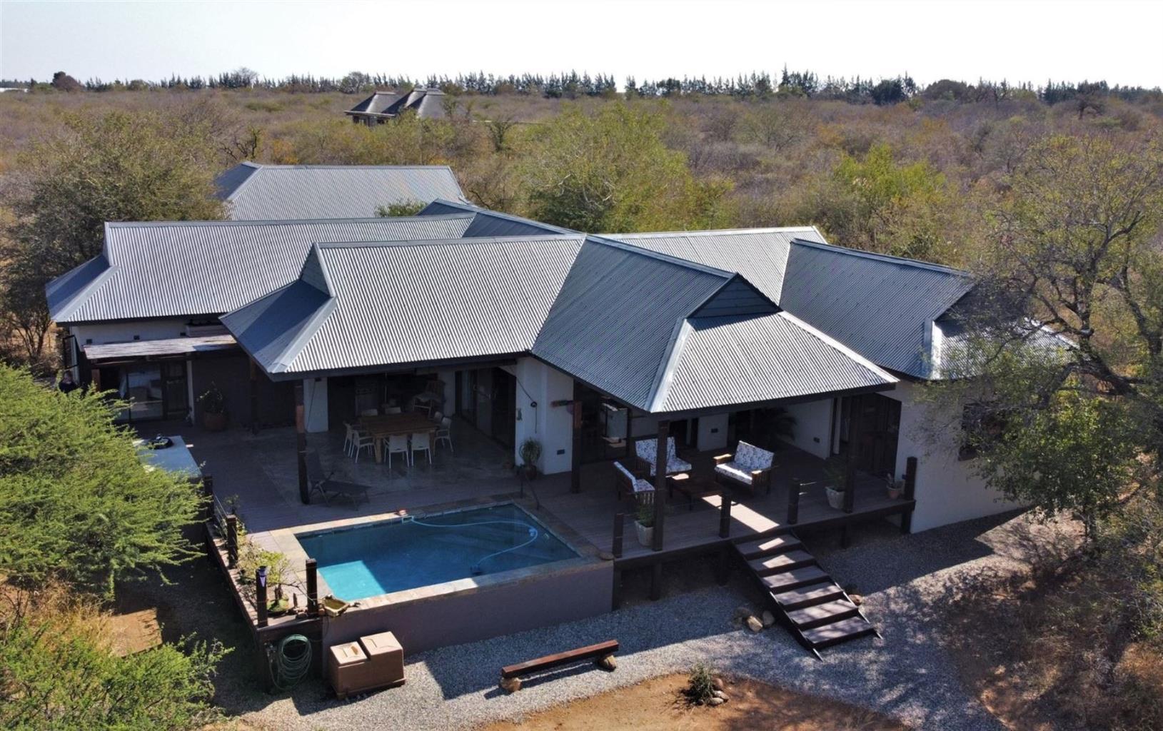 House For Sale in Zandspruit Bush & Aero Estate
