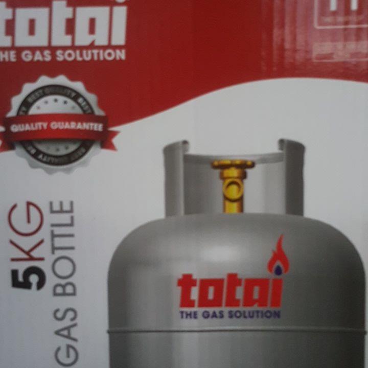 Gas cylindet 5kg