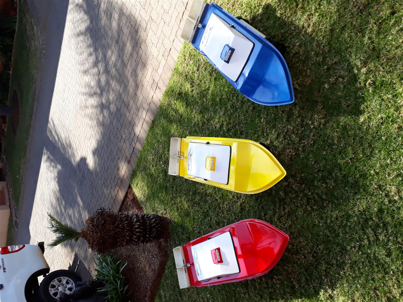 New Dart RC Bait Boats and Spares