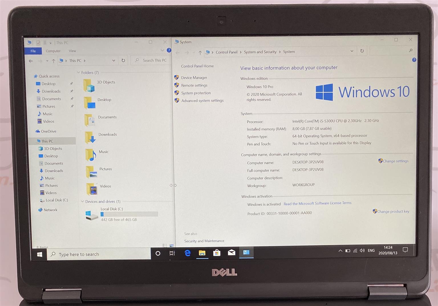 Dell E5450 Core i5 Laptop