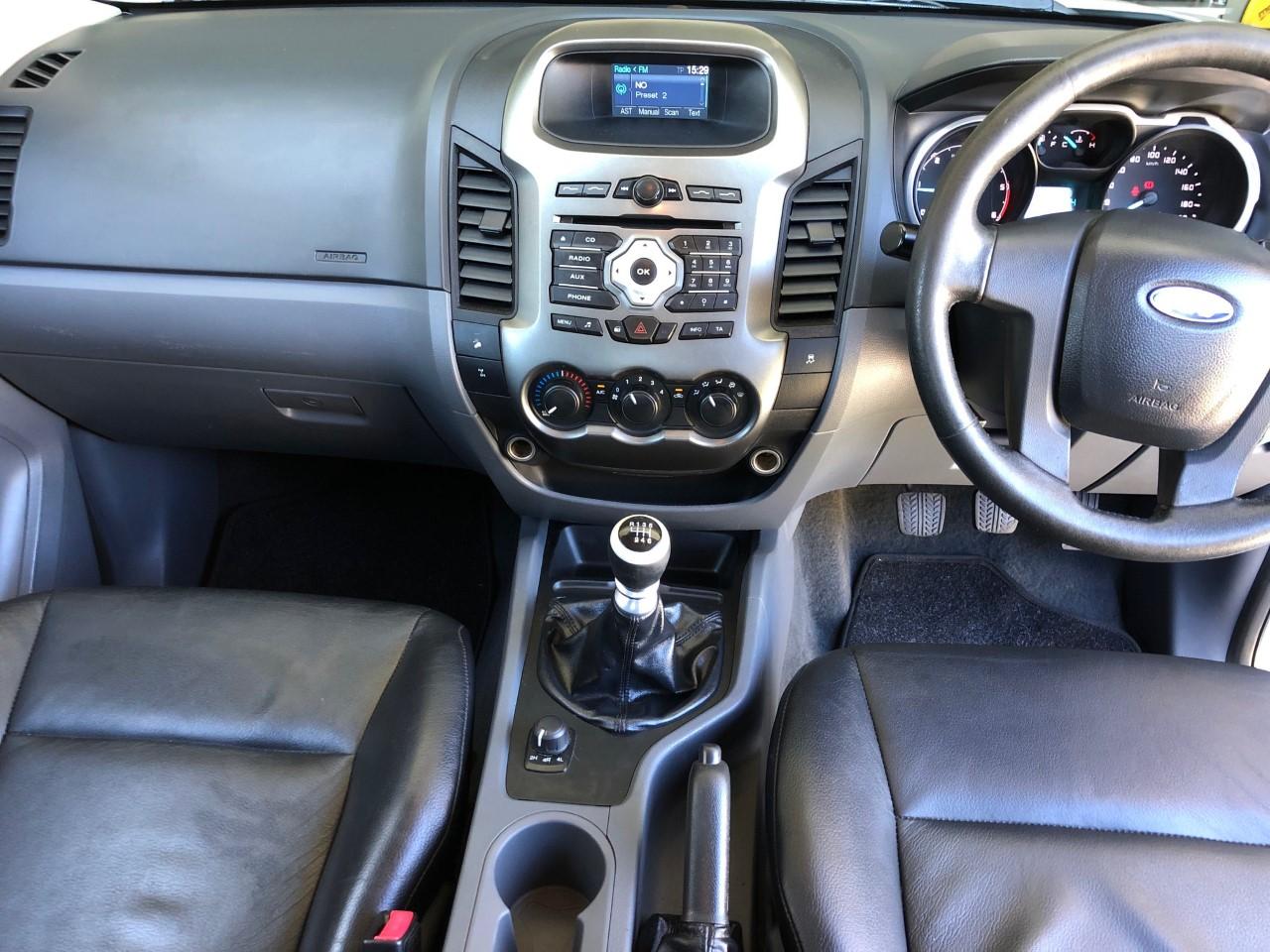 2012 Ford Ranger SuperCab RANGER 3.2TDCi XLS 4X4 P/U SUP/CAB