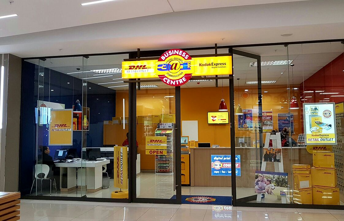 3@1 Knysna - Existing franchised  business centre retail outlet for sale
