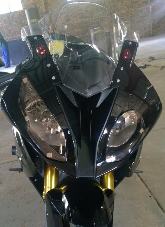 War Eagle Racing Motorcycle Screens and Fairings BMW S1000RR 2015 D/B Screen