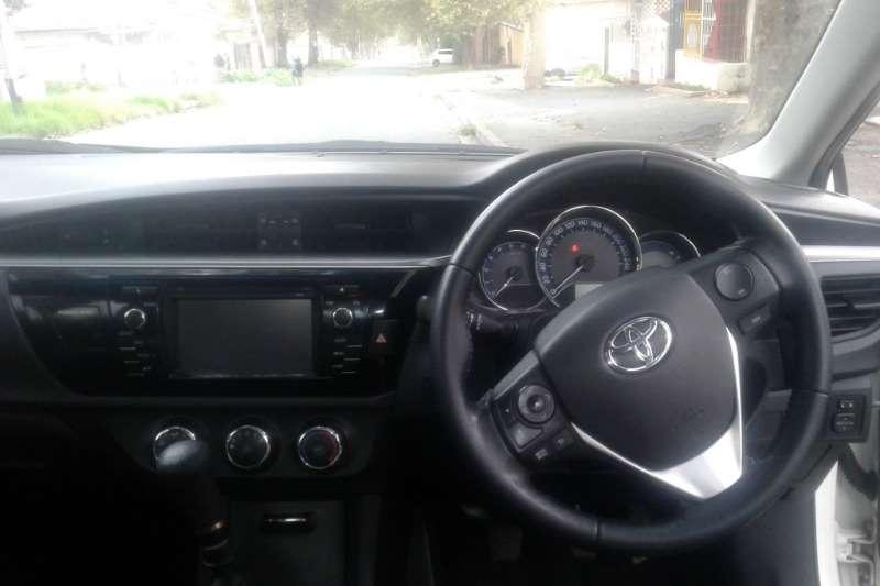 2016 Toyota Corolla 2.0D 4D Advanced