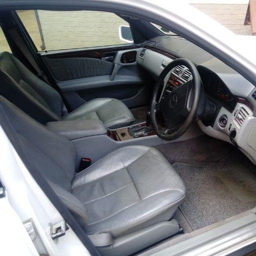 1997 Mercedes Benz E-Class sedan Choose for me