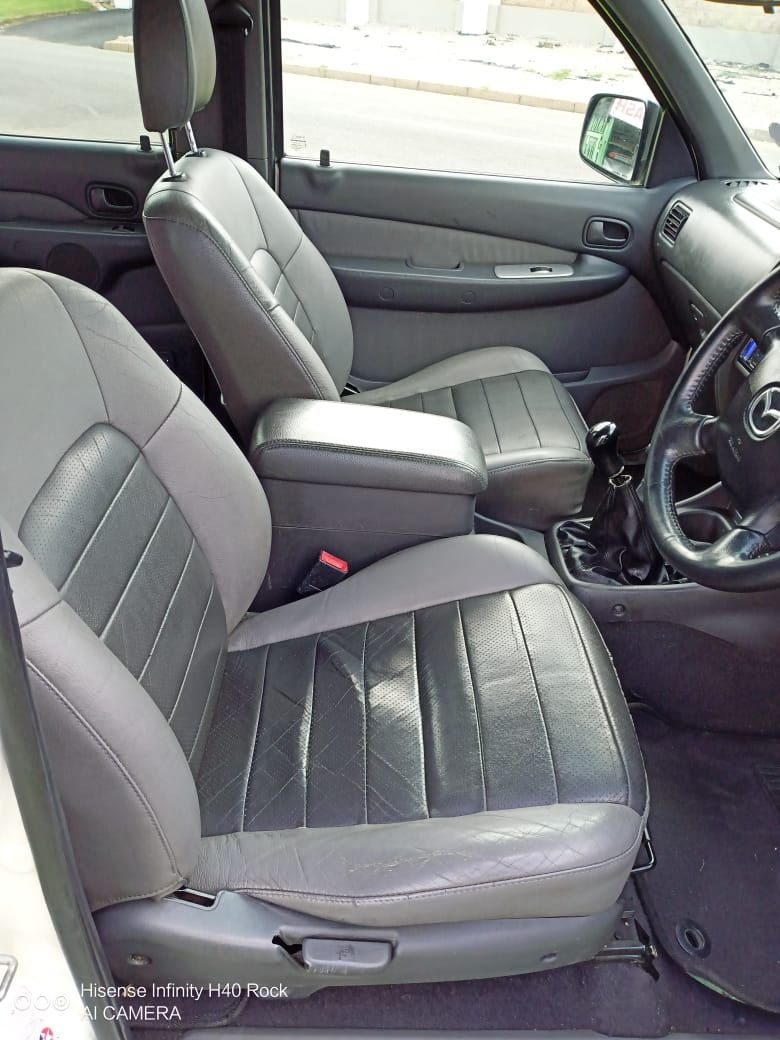 2006 Mazda Drifter B2500TD 4x4 double cab SLE