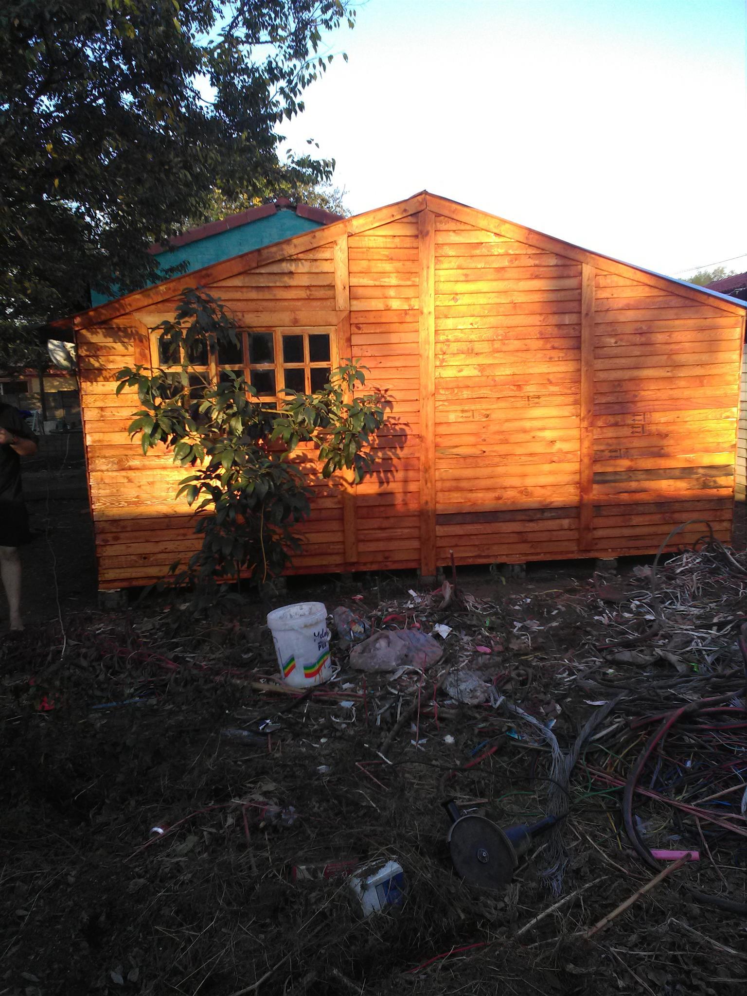 New Wood - Big Wendy or storeroom