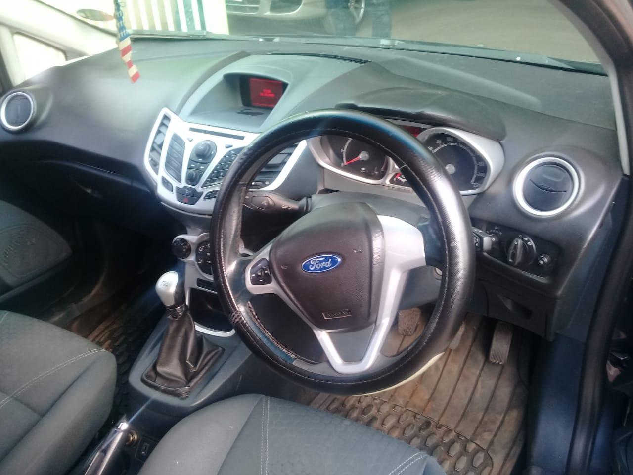 2008 Ford Fiesta 1.4 5 door Ambiente