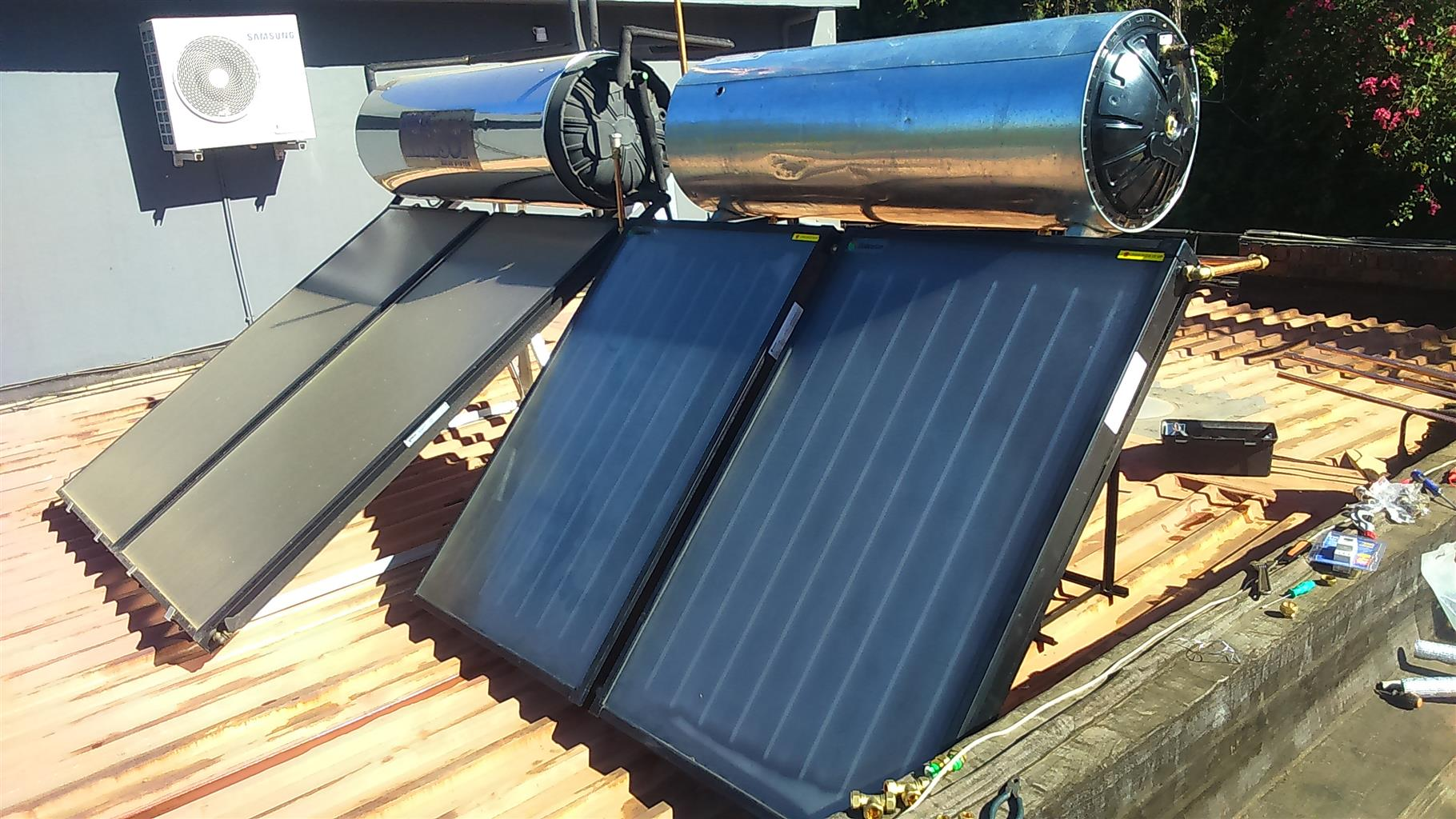 Solar Geyser Installation and Repair