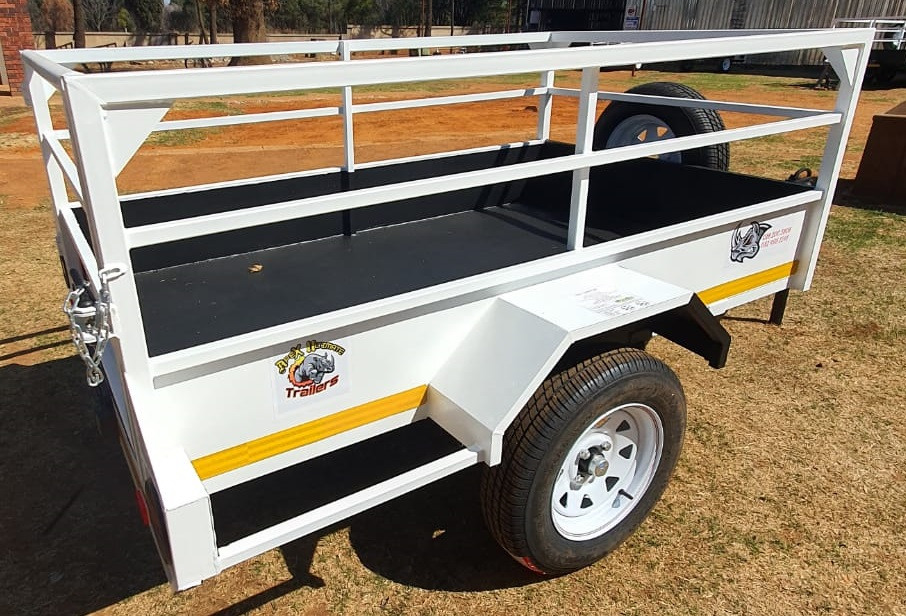 Single Axle Utility Trailer for sale